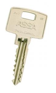 Assa Twin key